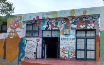 Llegan talleres literarios a la Biblioteca Municipal Juan Bautista Alberdi
