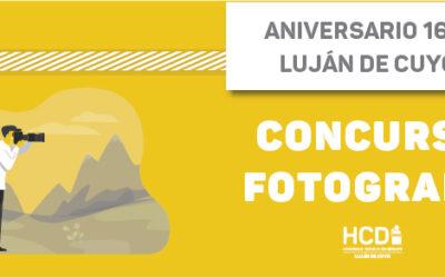 """El HCD de Luján de Cuyo dio a conocer el jurado del Concurso de Fotografía """"Imágenes de Luján"""""""