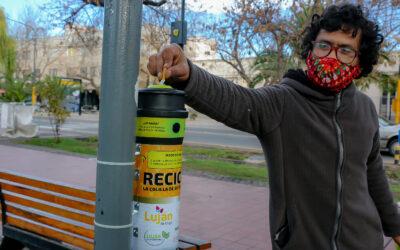 Luján de Cuyo promocionó el Día del Reciclado