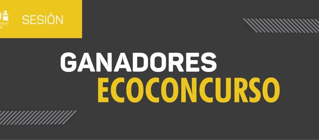 Ganadores del Ecoconcurso de Luján de Cuyo