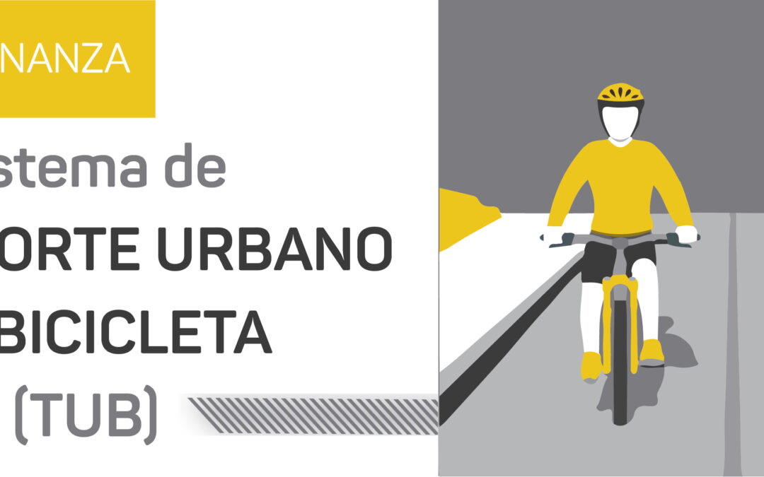 "Sistema de ""Transporte Urbano de Bicicleta"" (TUB)"