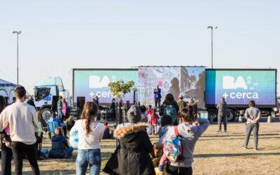 La Ciudad de Buenos Aires llega con su promoción turística a Luján de Cuyo