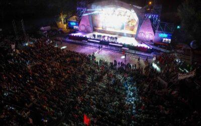 Luján de Cuyo nuevamente hace punta, como lo hizo con el turismo, hoy con la cultura y el entretenimiento