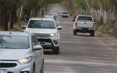 Continúan los trabajos en calle Boedo – Corte de tránsito programado