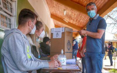 Elecciones legislativas: Bragagnolo arrasó en las elecciones
