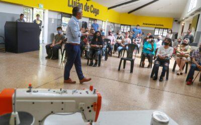 Luján Cree en Vos, el programa municipal que ayuda a los emprendedores
