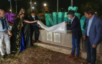 Luján de Cuyo tiene la Plaza de los Niños más grande de Mendoza