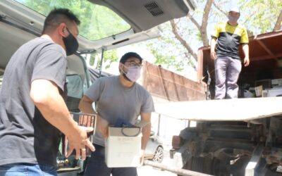 Luján de Cuyo: el departamento que más Residuos Electrónicos envió a Reciclarg